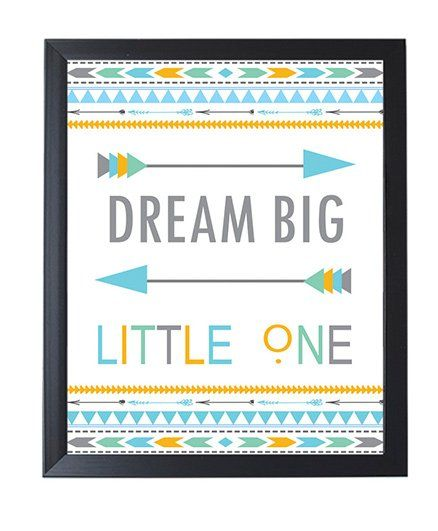 Little Jamun Quote And Colorful Print Frames Black Online in India ...
