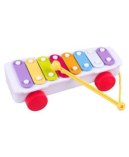 Webby Brilliant Classic Xylophone - Multicolor