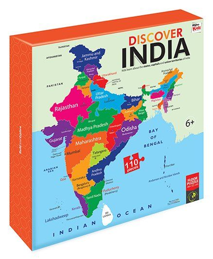 Braino kidz discover india jigsaw floor puzzle 110 pieces online braino kidz discover india jigsaw floor puzzle 110 pieces gumiabroncs Gallery