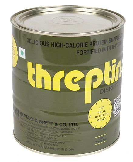 Threptin Vanilla Diskettes - 1 kg