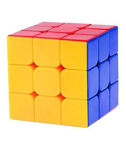 Emob Rubik Cube Yellow