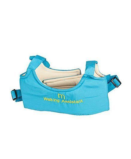 Babies Bloom Toddler Walking Aid Assistant Belt - Blue