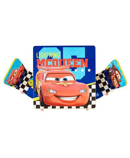 Disney Cars 3 Table & Chair Set Multi Color Online in India, Buy at ...