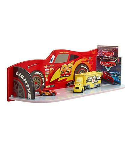 Disney Pixar Cars Bookshelf