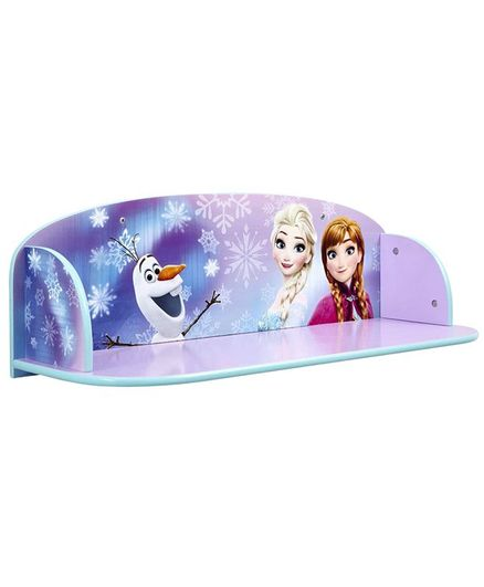 Disney Frozen Bookshelf - Pink Purple