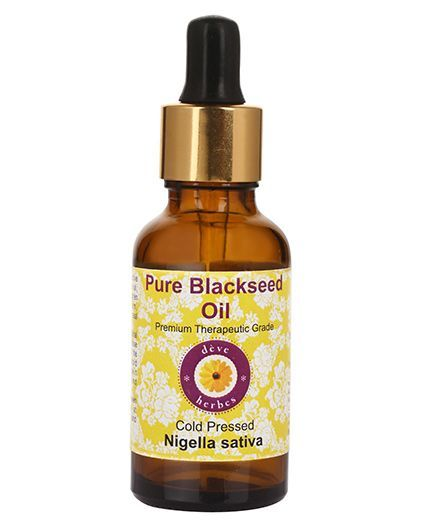 Deve Herbes Pure Black Seed (Nigella sativa) Oil - 15 ml