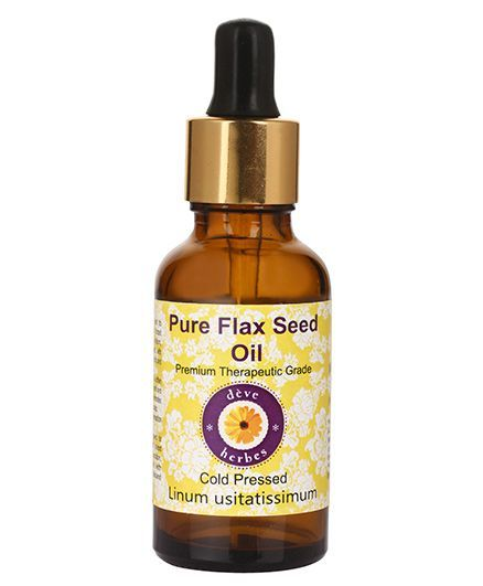 Deve Herbes Pure Seed Oil With Dropper - 100 ml