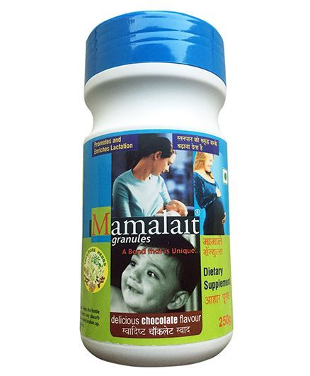 Mamalait Dietary Supplement Granules - Multi Colour