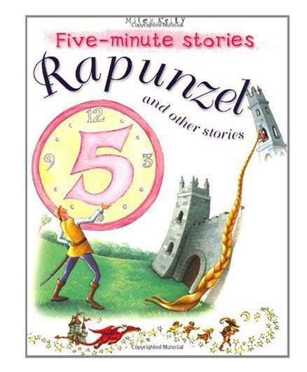 Rapunzel And Other Stories - English