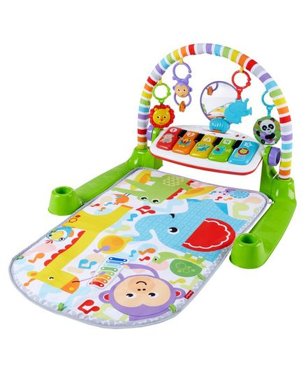 Fisher Price Musical Play Gym Play Mat Multi Colour Online India