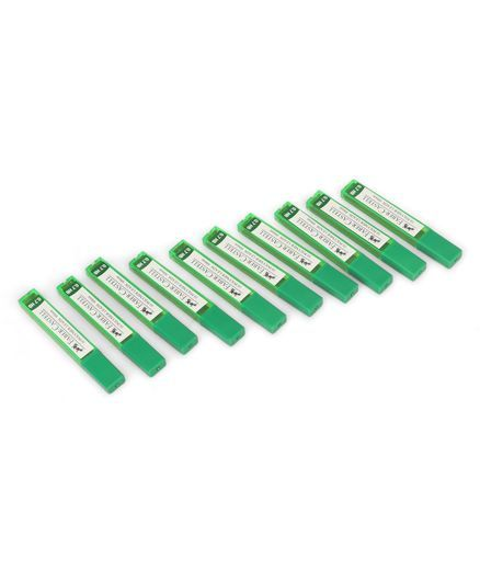 Faber Castell HB Lead Tube Pack of 10 - 10 Leads Each
