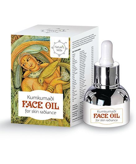 Nature's Veda Kumkumadi Face Oil - 30 ml