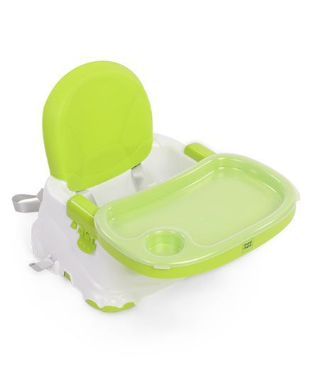 Mee Mee 2 in 1 Infant And Toddler Booster Seat - Green