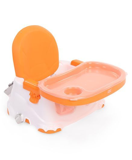 Mee Mee 2 in 1 Infant And Toddler Booster Seat - Orange