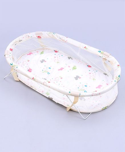 NUBF014 Bassinet-Curve For Baby Furniture