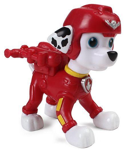 Paw Patrol Pup Buddies Marshall Red - Length 6.5 cm