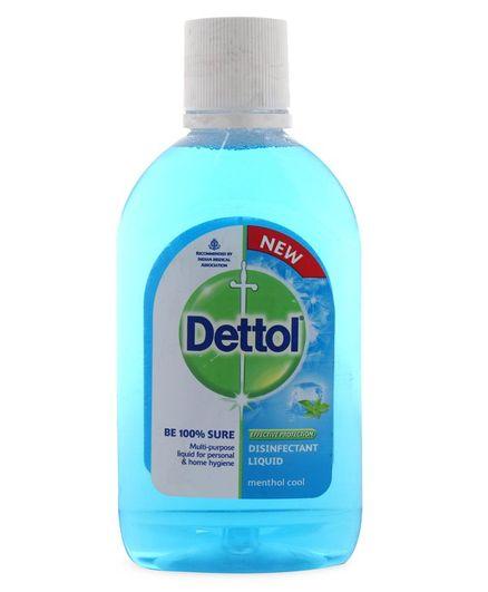 Dettol Disinfectant Liquid Menthol Cool - 200 ml