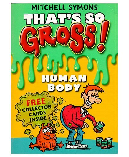 That's So Gross Human Body Book - English