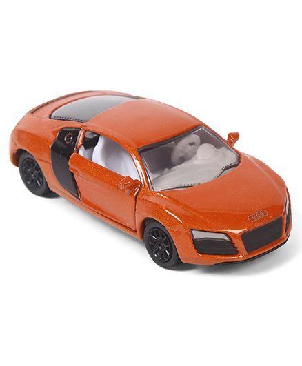 Siku Audi R8 Toy Car Orange For 3 10 Years Online India Buy At