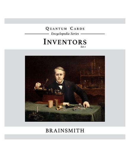 Brainsmith Quantum Inventors Flash Cards - 10 cards
