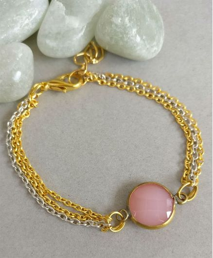 Tiny Closet Bracelet - Pink