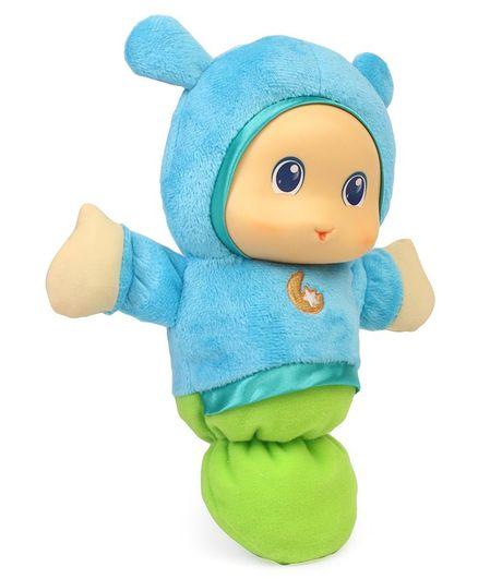 Playskool Lullaby Glowworm Toy Blue u0026 Green - Height 24.5 cm  sc 1 st  Firstcry.com & Playskool Lullaby Glowworm Toy Blue u0026 Green Height 24.5 cm Online ...