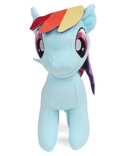 My Little Pony Rainbow Dash Plush Soft Toy Blue 24 Cm Online India