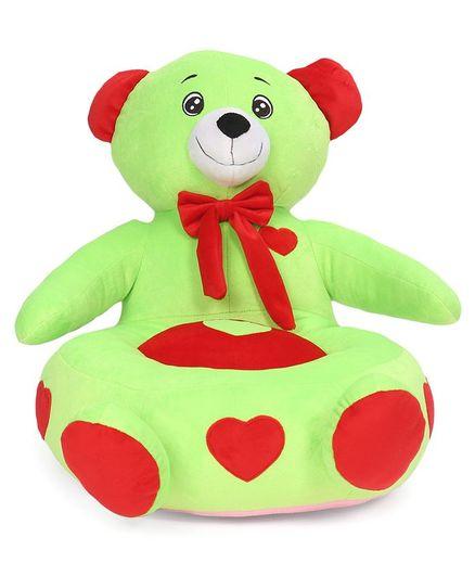 Benny & Bunny Teddy Bear Sofa Seat - Green