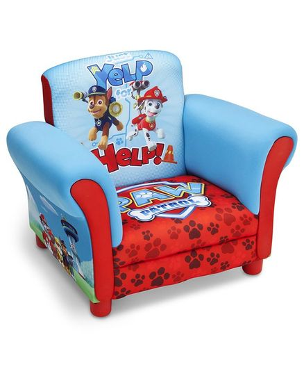 Paw Patrol Sofa Chair Blue Red Online In India Buy At Best Price