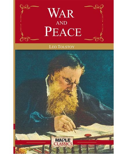 War And Peace By Leo Tolstoy - English