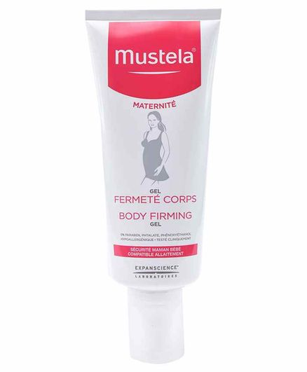 Mustela Body Firming Gel - 200 ml
