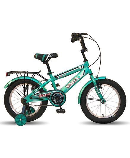 Vaux Excel Bicycle For Boys Green - 16 Inches