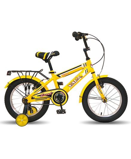 Vaux Excel Bicycle For Boys Yellow - 16 Inches