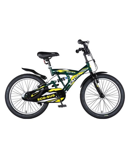 Vaux Eco-Sus Kids Sports Bicycle Green - 20 inches