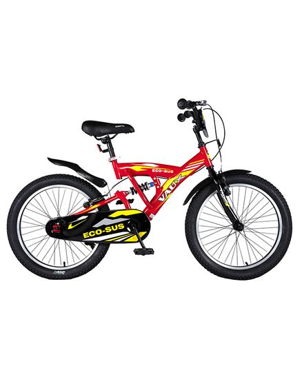 Vaux Eco-Sus Kids Sports Bicycle Red - 20 inches