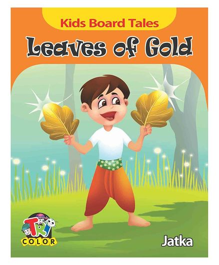 Kids Board Tales Leaves of God - English