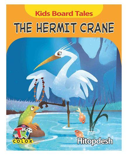 Kids Board Tales The Hermit Crane - English