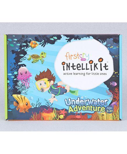 FirstCry Intellikit Underwater Adventure Kit (3 - 4 Y)