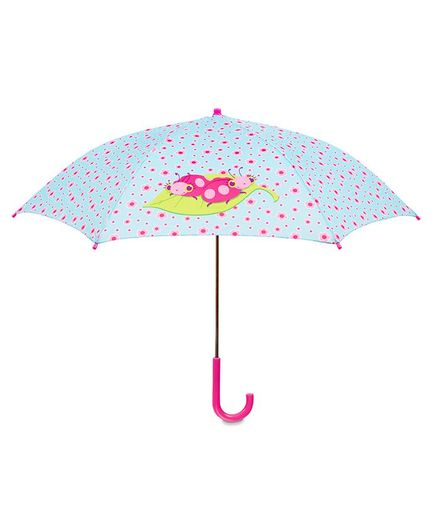 Melissa & Doug Trixie & Dixie Umbrella - Blue & Pink