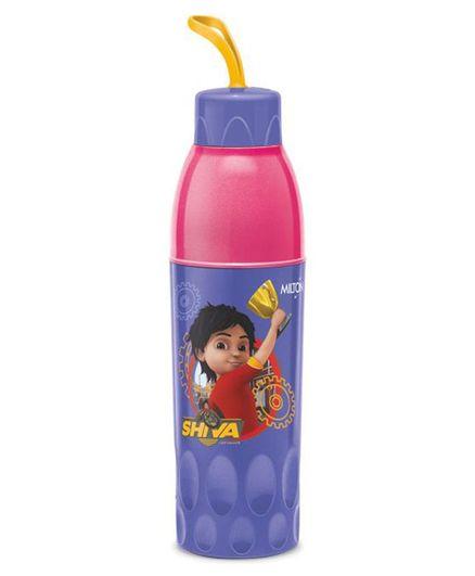 Milton Shiva Water Bottle Purple & Pink - 740 ml