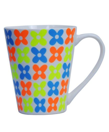 Oyekitchen Ceramic Coffee Mug 200 ml - (Colour may Vary)
