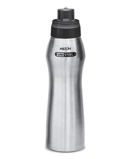 Milton Active Unisteel Water Bottle Silver - 920 ml