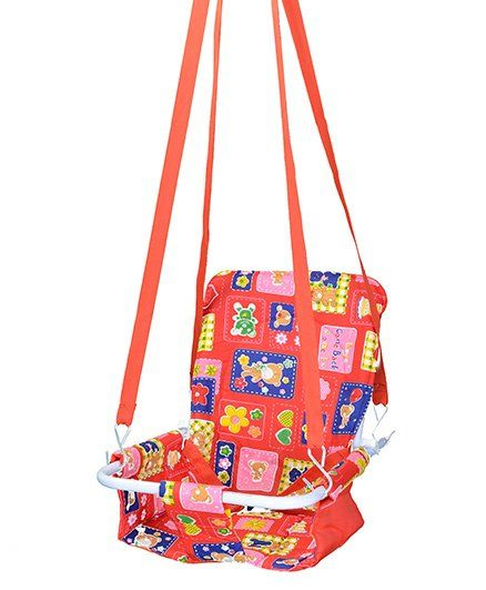Mothertouch 2 In 1 Swing - Red