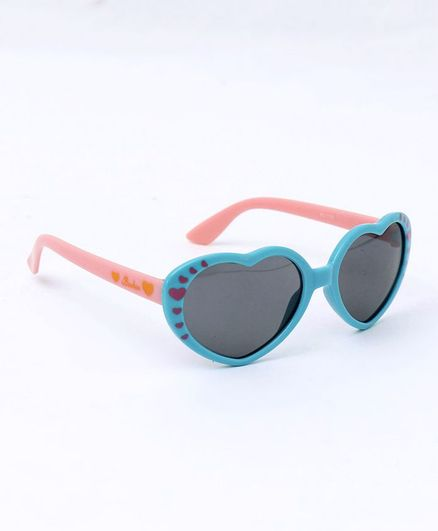 5279ca5ab11 Babyhug Heart Shape Sunglasses Blue for Girls (3-10 Years) Online ...