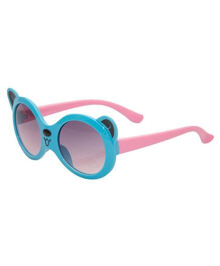 Kidofash Ears Theme Sunglasses - Blue