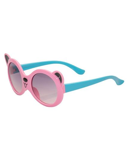 Kidofash Ears Theme Sunglasses - Light Pink