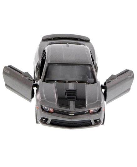Emob Die Cast Metal Pull Back Chevrolet Toy Car Black For 3 10