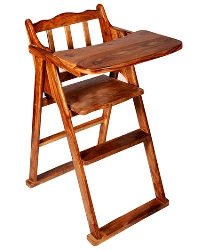 Luft Creations - Wooden High Chair
