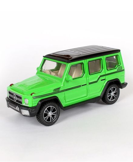 Centy Gpower Amg Pull Back Action Jeep Green For 3 6 Years