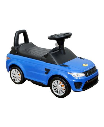 Wheel Power Range Rover Ride On - Blue